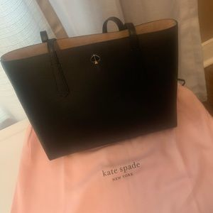Kate Spade Leather Molly Tote